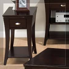 leick corner accent table leick narrow end table with storage small dog crate target tables