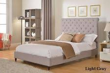 Tufted Bed Queen Tufted Bed Ebay