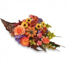 thanksgiving bouquet cornucopia centerpiece thanksgiving arrangement lulu s flowers