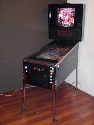 Make Your Own Arcade Cabinet by Flippers Be Virtual Pinball Create Your Own Digital Pinball