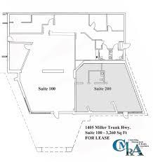 cmra u2013 for lease miller plaza suite 100