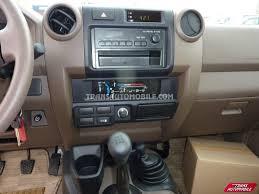 classic land cruiser interior toyota land cruiser 79 pick up single cab brand new ref 218