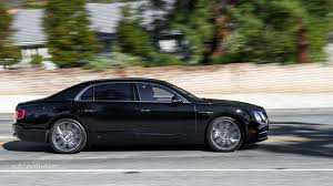 bentley continental flying spur black 2014 bentley flying spur review autoevolution