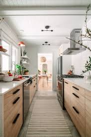 cabinet lighting galley kitchen 15 best galley kitchen design ideas remodel tips for