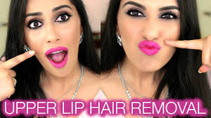 Eyebrow Threading Vs Waxing Diy Upper Lip Hair Removal At Home Himani Wright Threading
