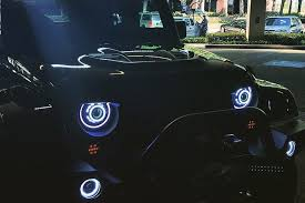 jeep wrangler custom lights xzibit pimps his own ride a custom jeep wrangler