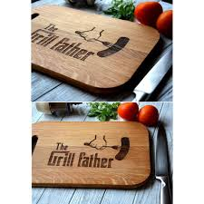 new home gift christmas gift bbq barbecue the grill father cutting board