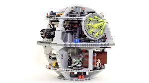 nissan lego building a lego death star the awesomer