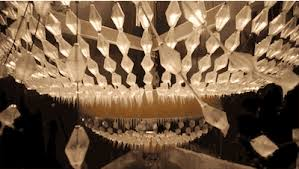 Largest Chandelier Photos Of The Day Lighting An Epically Engineered Chandelier
