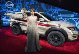 nissan rogue limited edition felicity jones projects calm despite a galaxy of chaos 219