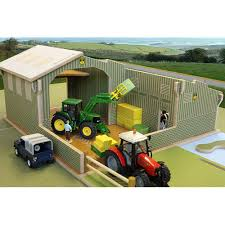 Toy Barns Brushwood Toys Farmyard Sheds Buildings Barns 1 32 Scale Ebay