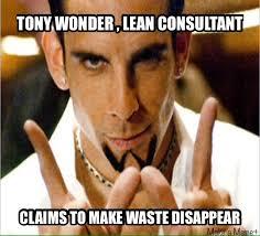 Zoolander Meme - that lean consultant looks like zoolander lean memes