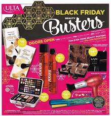 tj maxx black friday ads ulta black friday 2017 ad u2014 find the best ulta black friday deals