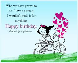 birthday wishes for boyfriend and boyfriend birthday card wordings