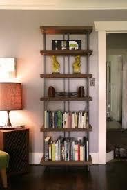 Industrial Metal Bookshelf Steel Bookcases Foter