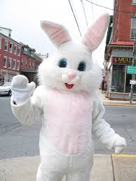 big easter bunny bunny is the 92 5 fm clarence rockland
