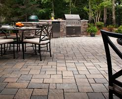 the urbana collection from belgard hardscapes kitchen of the