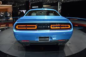 Dodge Challenger Interior Lighting New York 2014 2015 Dodge Challenger Debuts The Truth About Cars