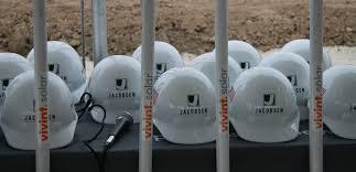 jacobsen construction jcc begins on vivint hq at thanksgiving