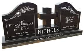 cost of a headstone monuments flat markers bronze