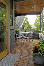 covered porch ideas porch craftsman with wood deck stained tongue