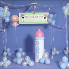 Baby Shower Theme Decorations Party Theme For Baby Shower Up Baby Shower Air Balloon Party