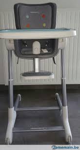 chaise haute transat b b pack chaise haute transat support keyo bebeconfort a vendre