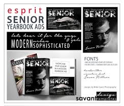view high school yearbooks free yearbook ads senior graduation photoshop templates esprit