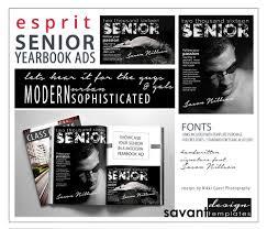 senior yearbook ad templates yearbook ads senior graduation photoshop templates esprit