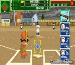 Backyard Baseball Ps2 Download Backyard Baseball 2007 Rom