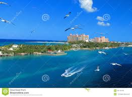 atlantis in bahamas stock photo image 46718748