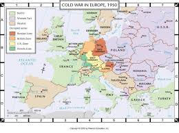 Late Medieval Europe Map by Unit 9 Maps U0026 Map Assignments