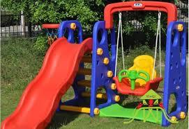 swing set for babies indoor play equipment baby swing seat kids slides outdoor garden