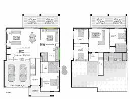 split level floor plan house plan unique house floor plans sloping blocks house floor