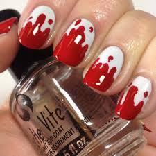 blood nail design choice image nail art designs