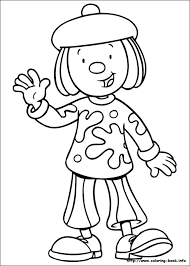 jojo circus coloring pages coloring book