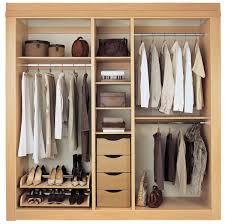 wardrobe inside designs marvelous internal design of sliding wardrobe with shelves