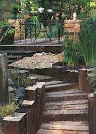 Railway Sleepers Garden Ideas Inspiring Photos And Project Ideas Using Railway Sleepers And