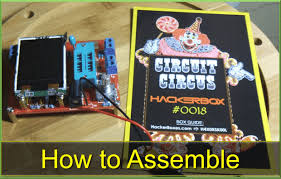 how to test any electrical component assembling the kit for