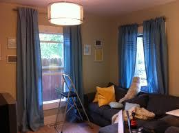 Curtain Hanging Ideas Ideas Hanging Curtains Higher Than Window Frame Homeminimalis Com Diy