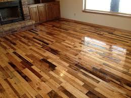 pallet wood floor home interior design ideas pallet hardwood