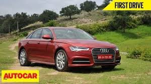 audi a4 service cost india audi a6 price check november offers review pics specs