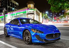 maserati gold chrome chrome blue maserati gt madwhips