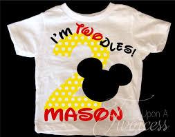 mickey mouse birthday shirt birthday shirts for toddlers im twodles birthday shirt mickey