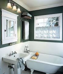 Green And White Bathroom Ideas 86 Best Bungalow Bathrooms Images On Pinterest Bathroom Ideas