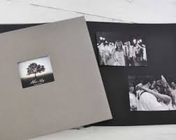 post bound photo albums wedding guest books photo albums vow books by clairemagnolia