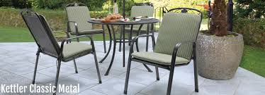 Metal Garden Chairs And Table Hartman Garden Furniture Kettler Garden Furniture Swan