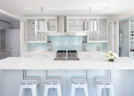 kitchen backsplashes we love modernize glass backsplash