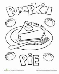 thanksgiving pumpkins coloring pages giant pumpkin worksheet education com