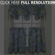 sunflower kitchen curtains home decoration ideas